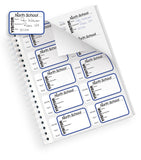 Visitor Management Self-Duplicating Registration Booklets