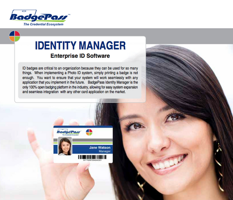 BadgePass Identity Manager