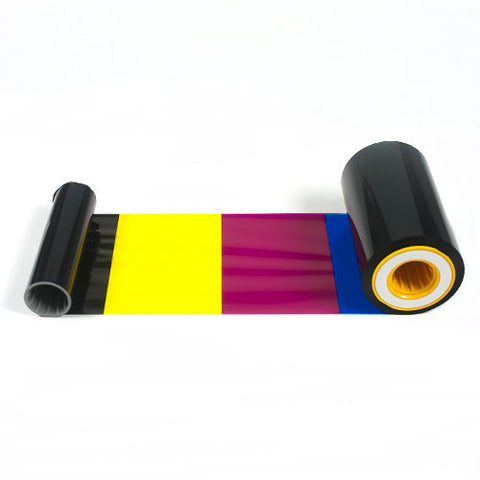 IDP Wise CXD80 WCXDC-P-YMCKUv YMCKUv Ink Ribbon roll (750 images/roll)