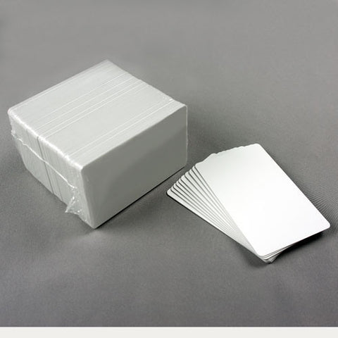 X-tek™ Low Temp CR80 30 mil Blank Cards (500/pk)