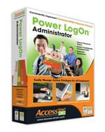 Power LogOn Admin Starter Kit w/Cards & Readers