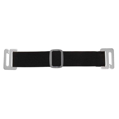 "Interchangable Arm Band For Badge Holder - Black, 6 1/2"" (100/Pack)"