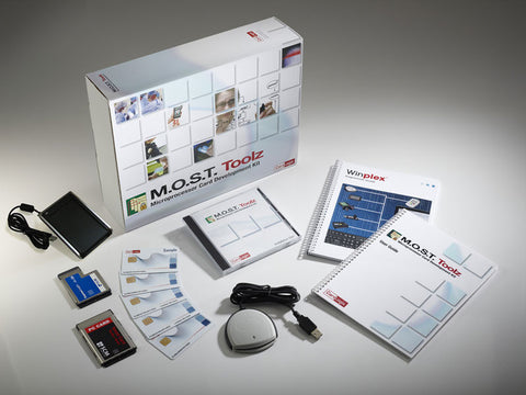 CardLogix M.O.S.T. Toolz Development Kit