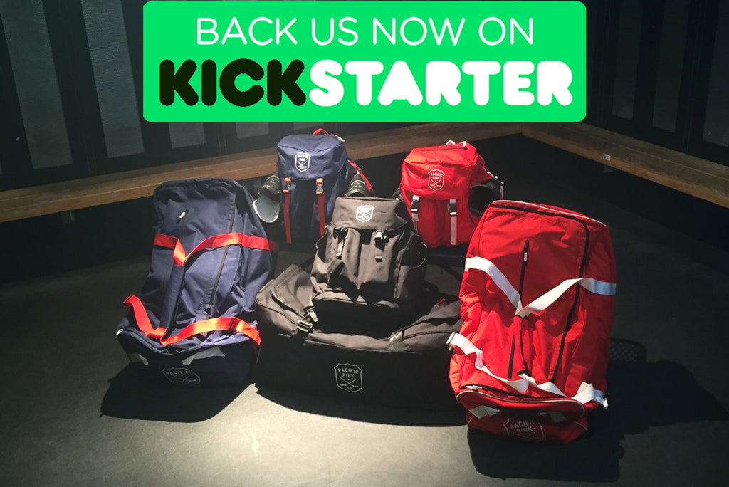 Kickstarting The Ultimate Hockey Bags
