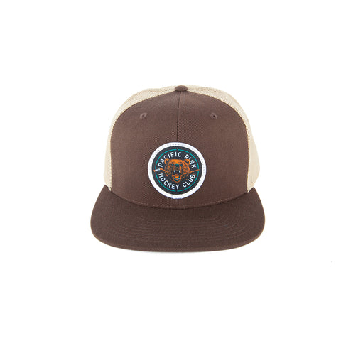 Revolt Trucker | Brown/Khaki
