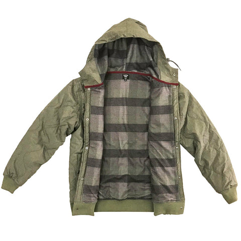 Drifter Jacket |  Army