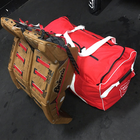 Goalie Bag |  Expecting Late July 2019  Presale Begins June 2019
