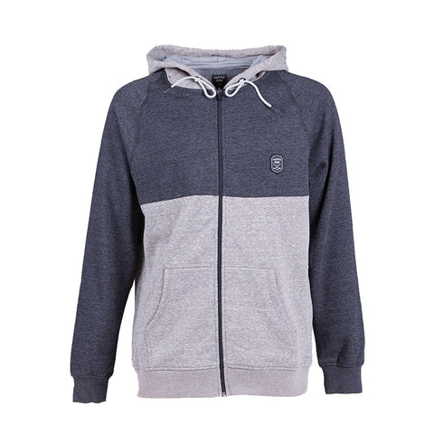 MVP Zip Up | Black Heather