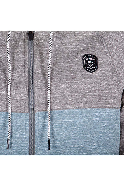 MVP Zip Up | Charcoal Heather