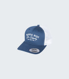 PRGS Retro Trucker | Navy/White
