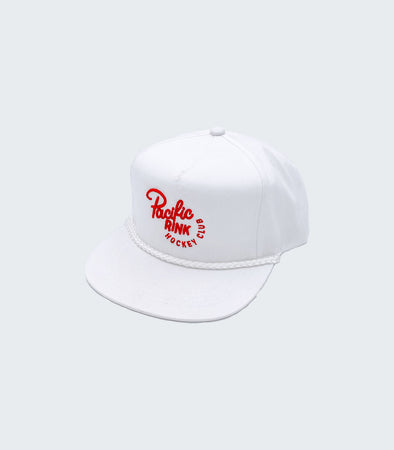 Country Club Cap | White