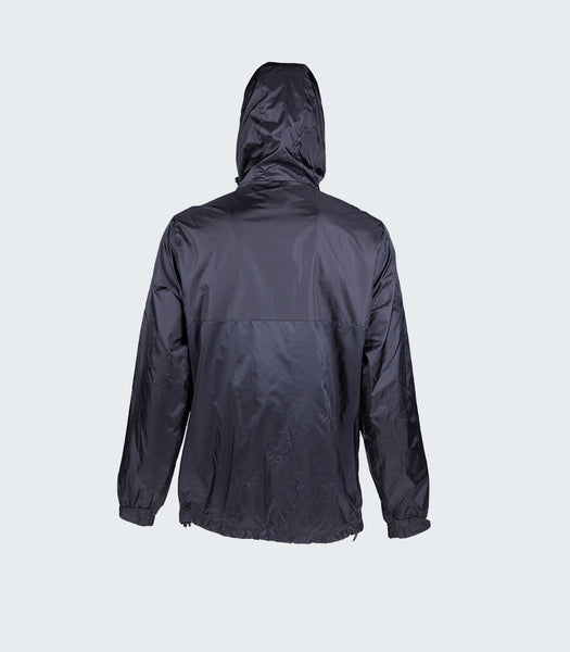 Covert Windbreaker | Black