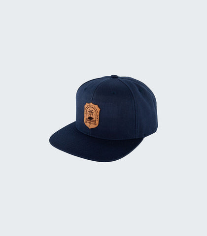 Golden State Snapback | Navy