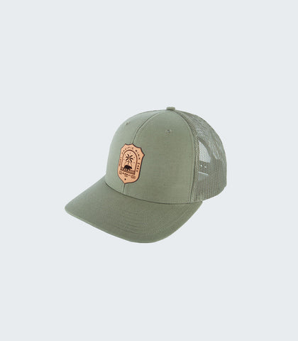 Golden State Trucker | Loden