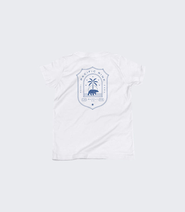 Youth Golden State SS Tee | White