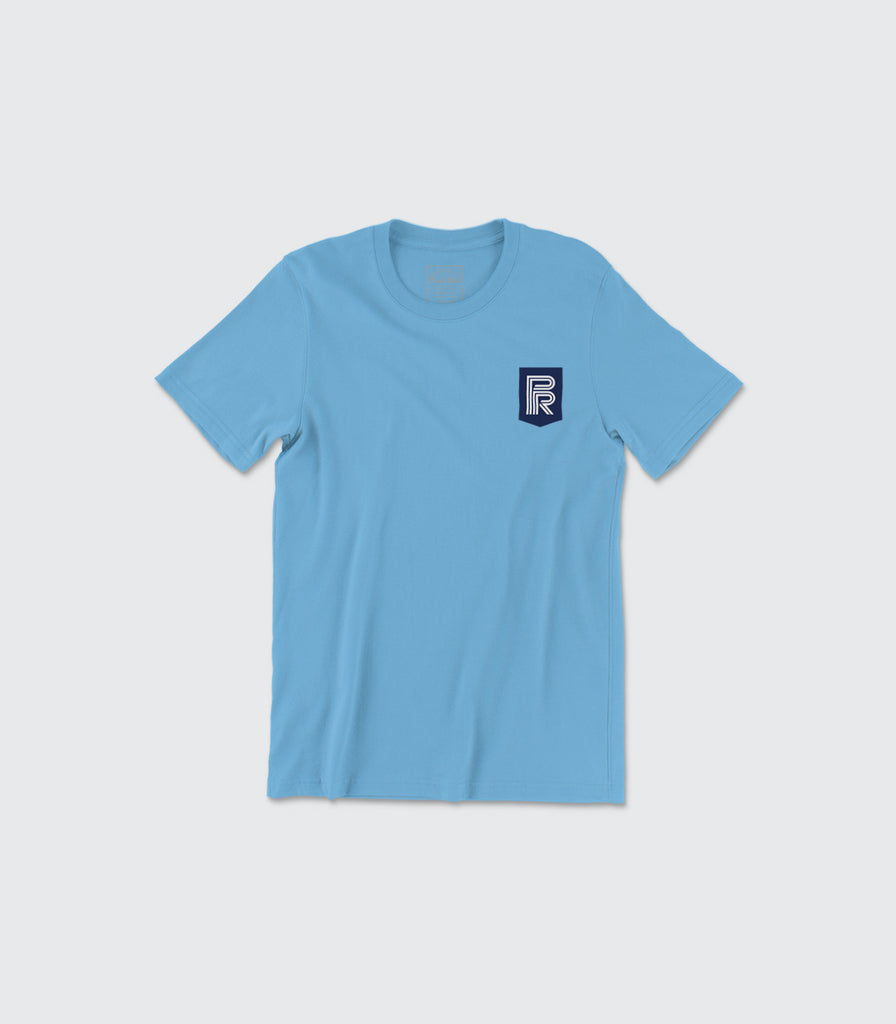 Members Club Tee | Blue (Presale)