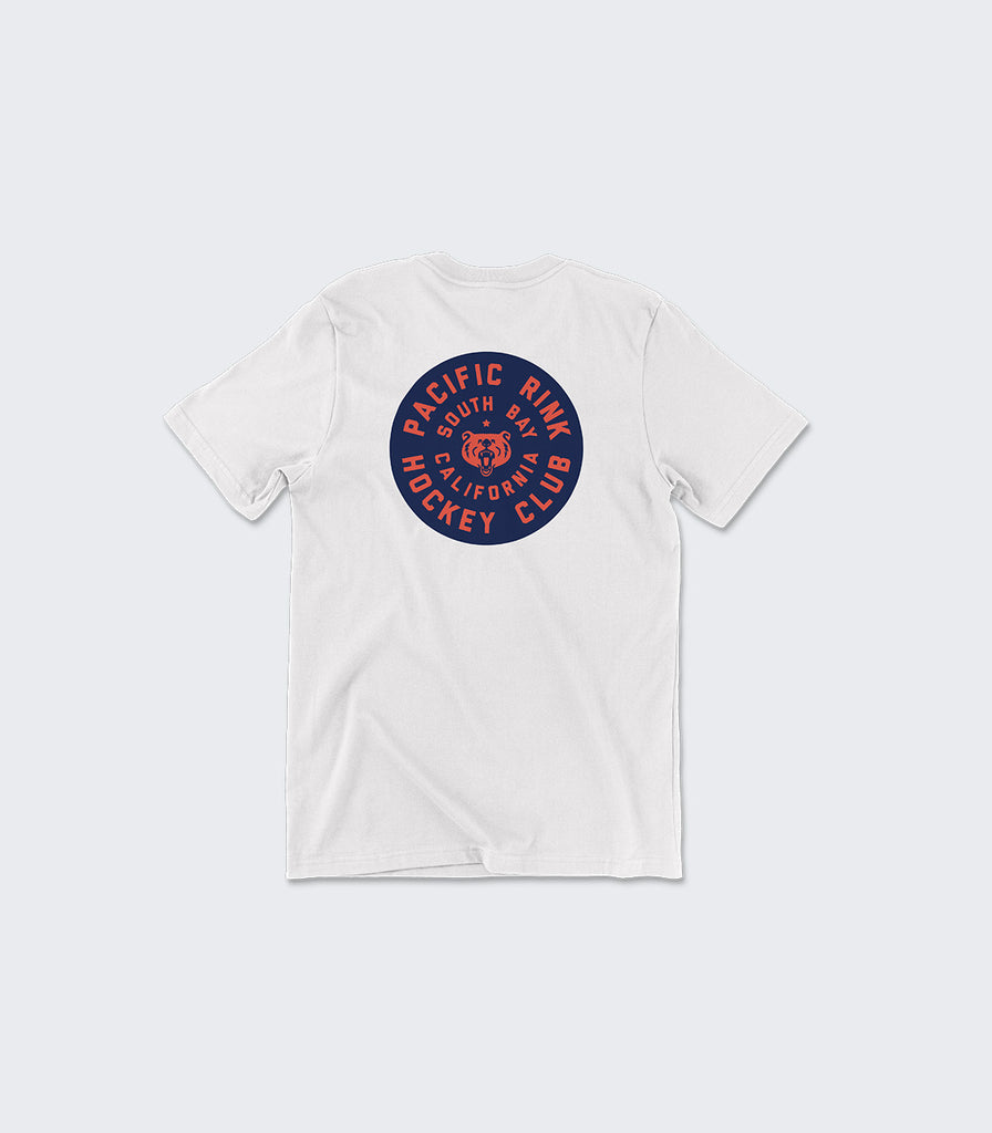 Members Club Tee | White (Presale)