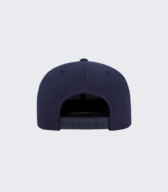 Pond Hockey Club Snapback | Navy
