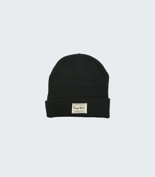 Tried & True Cuff Beanie | Black