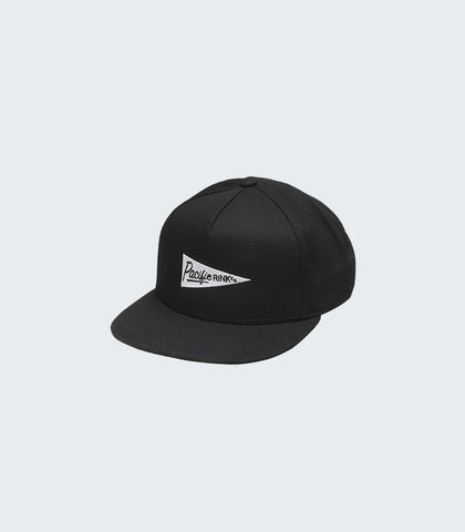 Varsity Billy Cap | Black