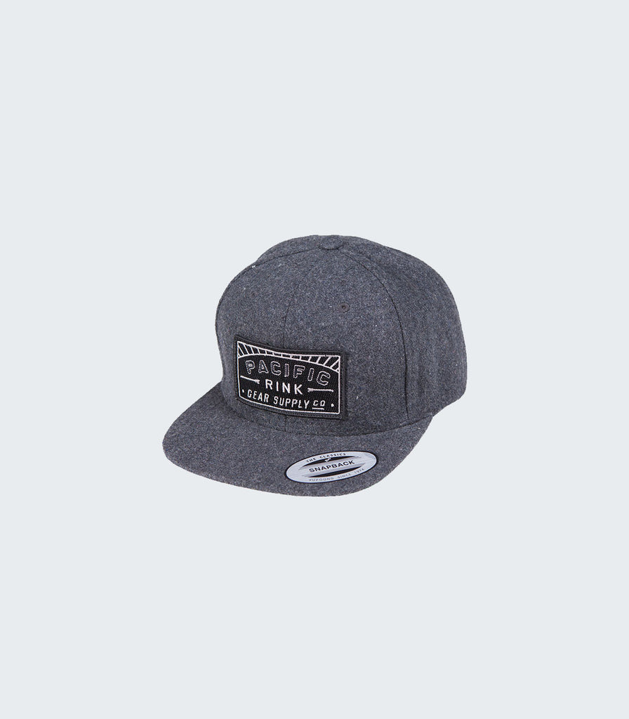 Pacific Sunset Woolly Snapback