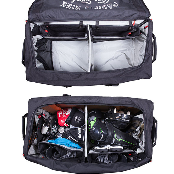 Organized Pacific Rink Hockey Bag