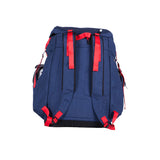 Pacific Rink Ultimate Pond Hockey Bag, Coaches Bag and Ref Bag Navy Backpack straps