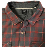 Reid Flannel | Charcoal