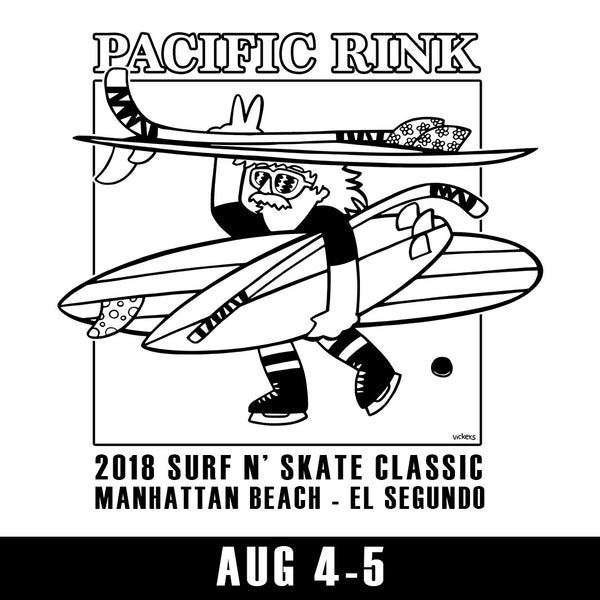 2018 Surf n' Skate Tourney by DRAFT Tournament | August 4-5