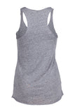 The Sticks Racerback Eco-Jersey Tank | Grey