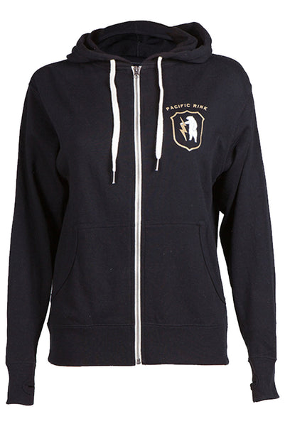 Teddy Thunderbolt French Terry Zip Up