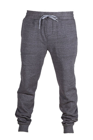 Weekend Warrior Joggers | Black Heather