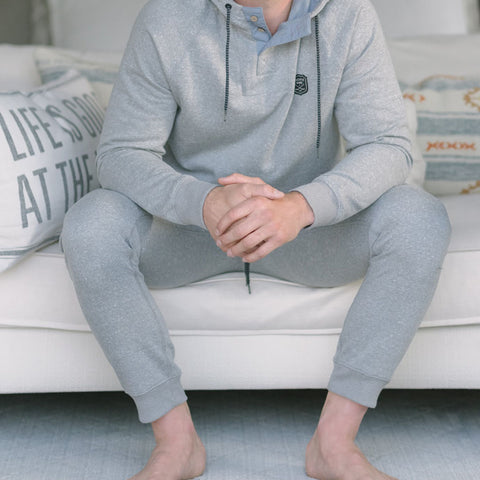 Weekend Warrior 2.0 Joggers | Grey Heather