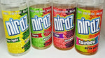Nirdz e liquid - Cherry Lemonade, Cherry Watermelon, Grape Strawberry, Rainbow, Sour Apple Lemon - 100/120ml Shortfill - 0mg - PKB-Vape