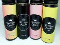 The Kings Creams E-liquid -Lemon - Loganberry - Rainbow - Off the Rails- 50ml Shortfill - 0mg - PKB-Vape