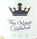 The Kings Custard E-liquid - OG Custard - Banana Custard - Cinnamon Custard - 50ml Shortfill - 0mg - PKB-Vape