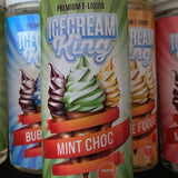 Ice Cream King e liquid - Mint Choc Chip
