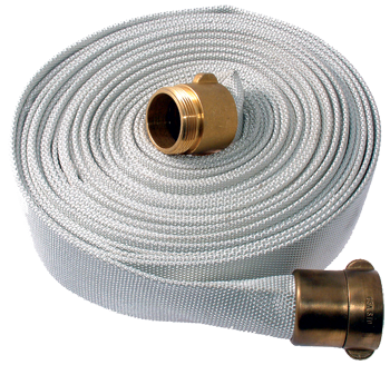 "1 1/2"" X 50FT WASHDOWN HOSE WI TH FITTINGS"