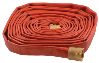 "1 1/2"" X 25FT NITRILE WASHDOWN HOSE WITH FITTINGS"