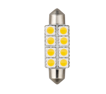 BULB, LED FESTOON 41MM