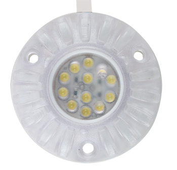 UNDERWATER LIGHT,SURFACE MOUNT LED WHITE