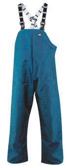 BIB PANTS, ARMOUR COBALT LARGE