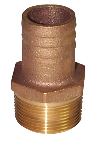 "1/2"" P.T. TO 3/4"" HOSE ADAPTOR"