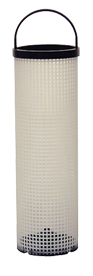 "1 1/4"" POLYETHYLENE FILTER BAS"