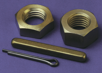 "1 1/8"" PROP NUT& KEY STOCK KIT"