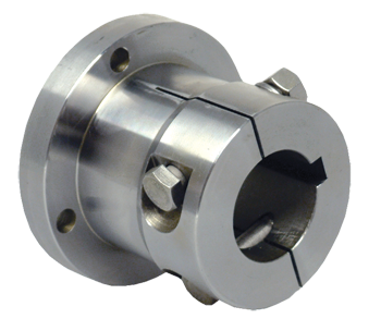 "2"" STEEL FEMALE SPLIT COUPLING"