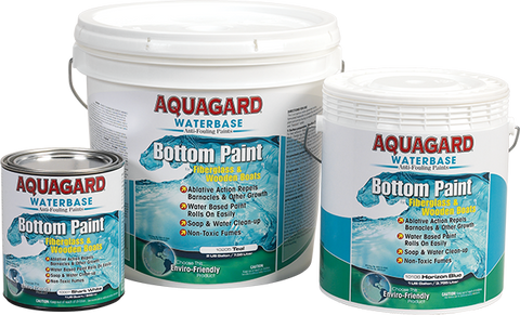 AQUAGARD WATER-BASED BOTTOM PAINT