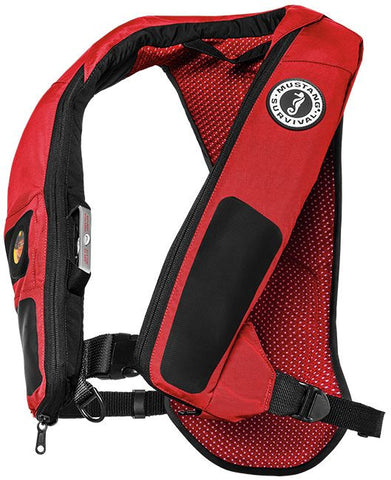 PFD, INFLATABLE RED ELITE38
