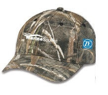 MarineSource Baseball Cap - RealTree Camo Edition!