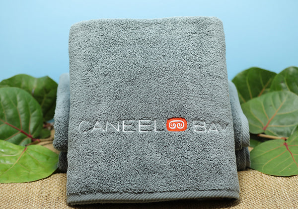 Bath Towel - Steel